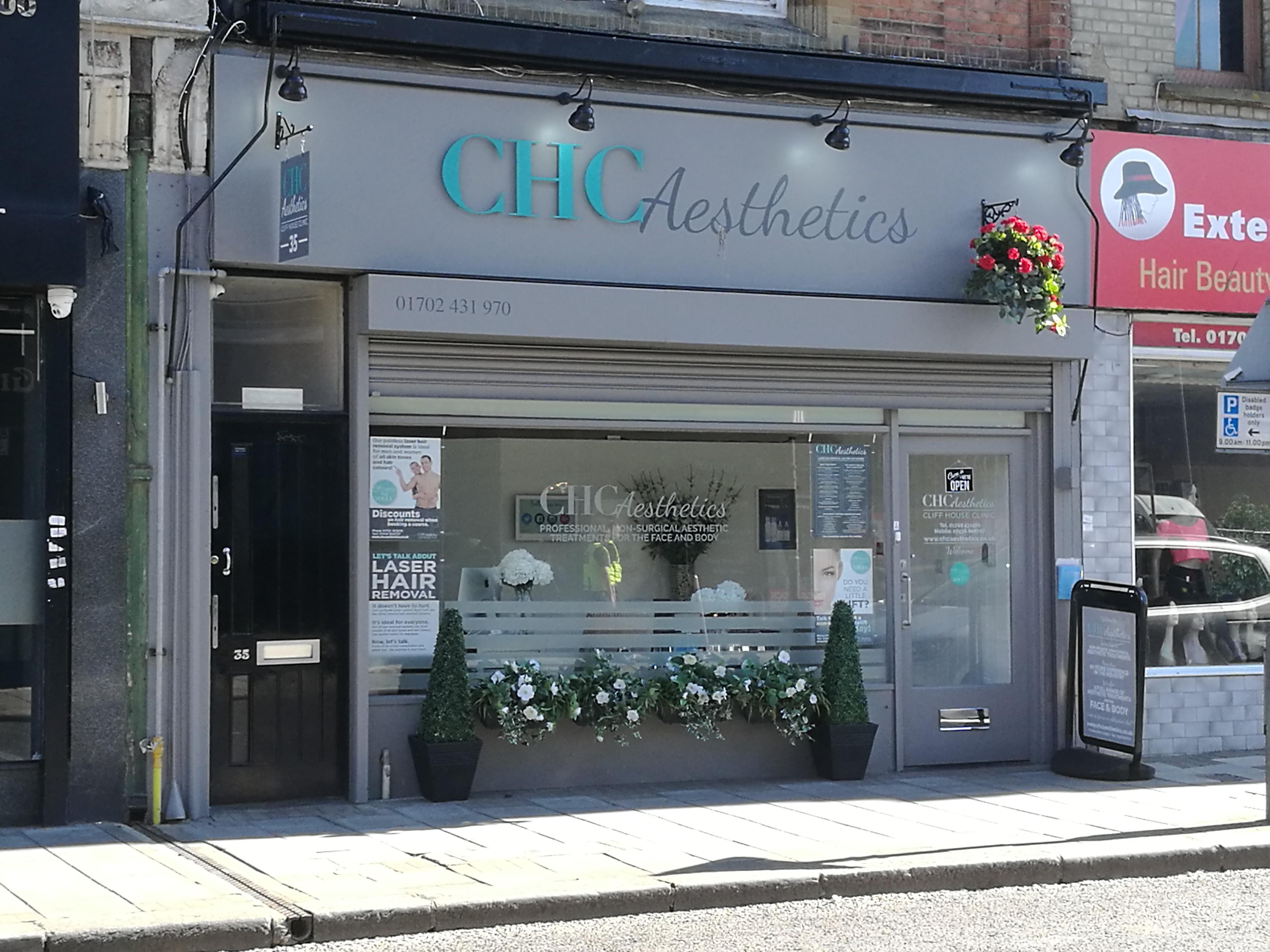 CHC Aesthetics 35 Alexandra Street Southend